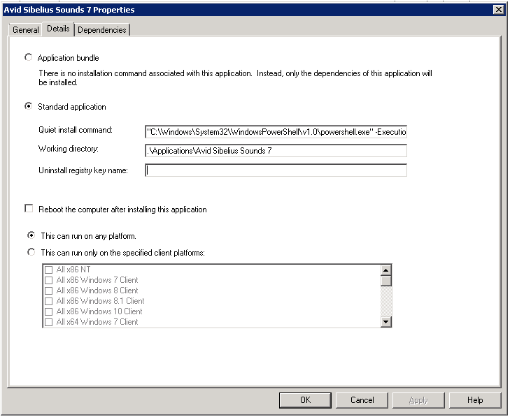 Deploy Sibelius 8 Sounds with MDT 2013 | my world of IT