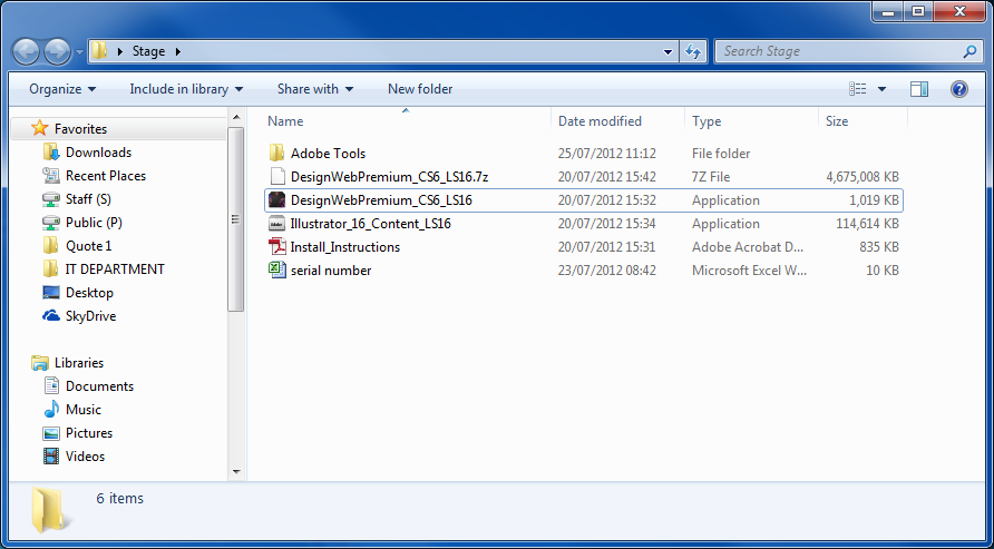 adobe application manager enterprise edition