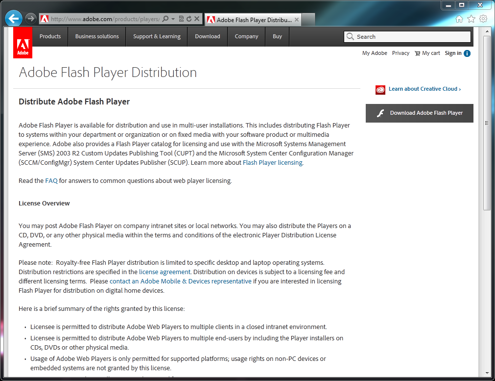 deploying flash 11 to the enterprise via gpo my world of it rh myworldofit net Deployment Handbook Software Deployment
