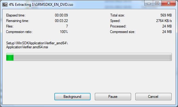 Installing Orca (MSI editor) | my world of IT