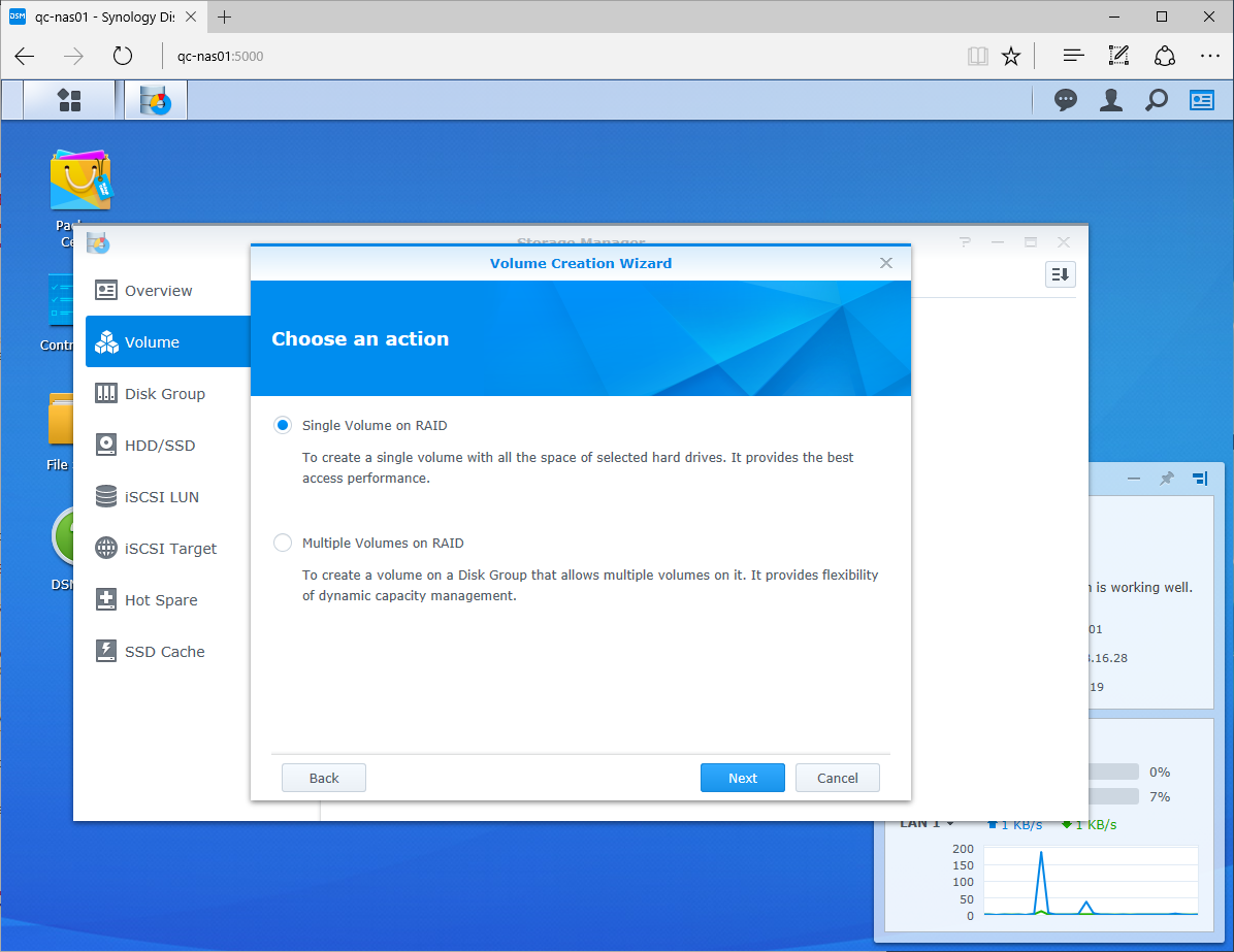 Synology DiskStation as a Backup Target for Windows PCs and