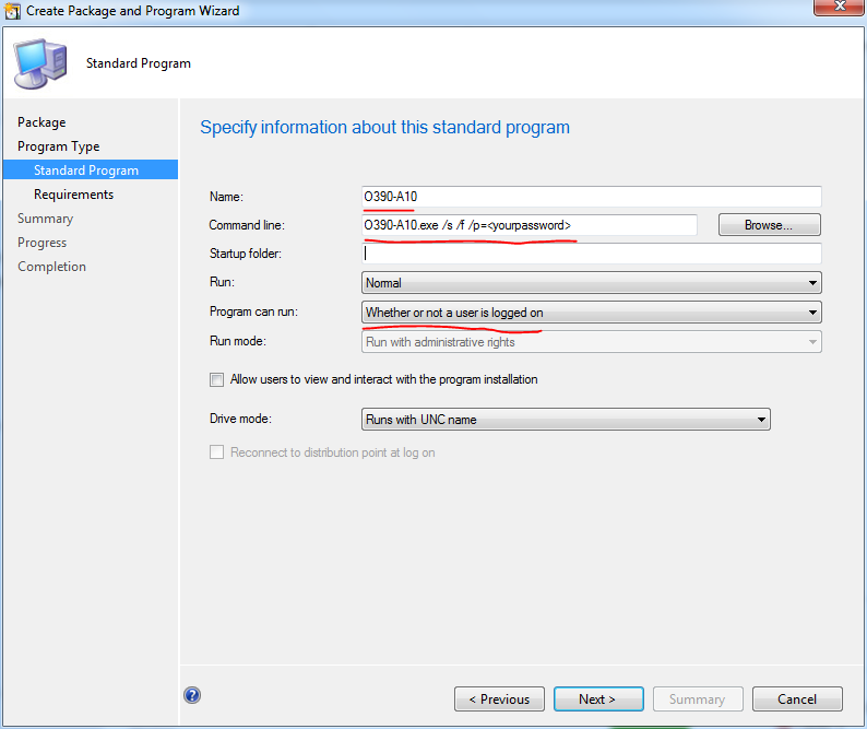 how to run wmi query from command line